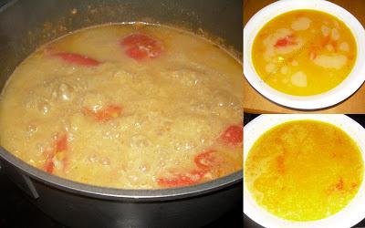 Σούπα με ξινόχοντρο