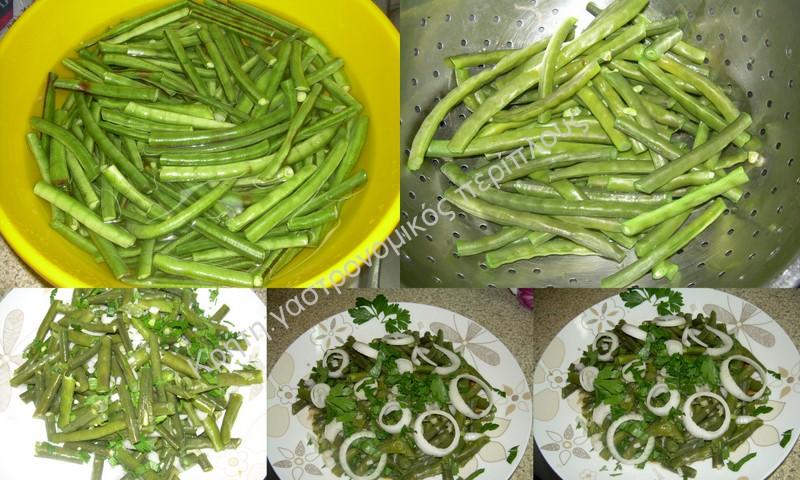 Οι βραστές μας σαλάτες