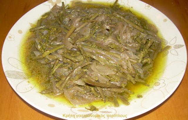 Αβρωνιές (μια σπάνια συνταγή)