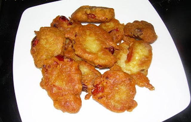 Κόκκινες τηγανητές ντομάτες (λιαστές)