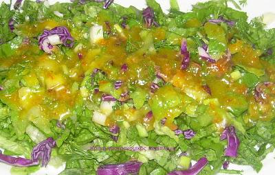 Σάλτσα  με μαρμελάδα πορτοκάλι (για ντρέσινγκ σαλάτας ή για τυρί)
