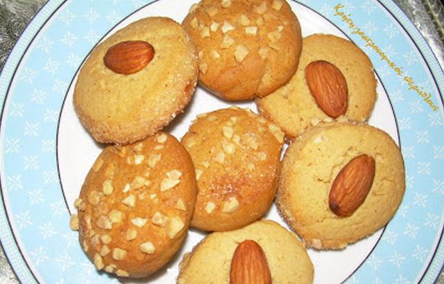 Μπισκότα μελιού