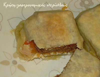 """Σουχλί: ένα νόστιμο """"πακετάκι"""" με κρέας και τυρί"""