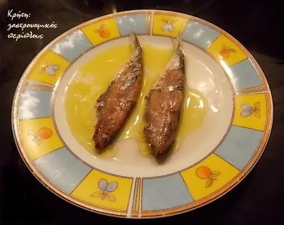 Σαρδελοσαλάτα: νόστιμη σαλάτα-αλοιφή με παστές σαρδέλες