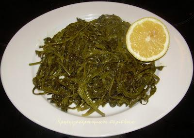 Παπά γιαχνί: μια ξεχασμένη ζεστή σαλάτα