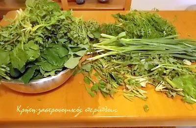 Χορτόπιτα (και όχι μόνο) με μακεδονικό φύλλο και κρητική γέμιση!