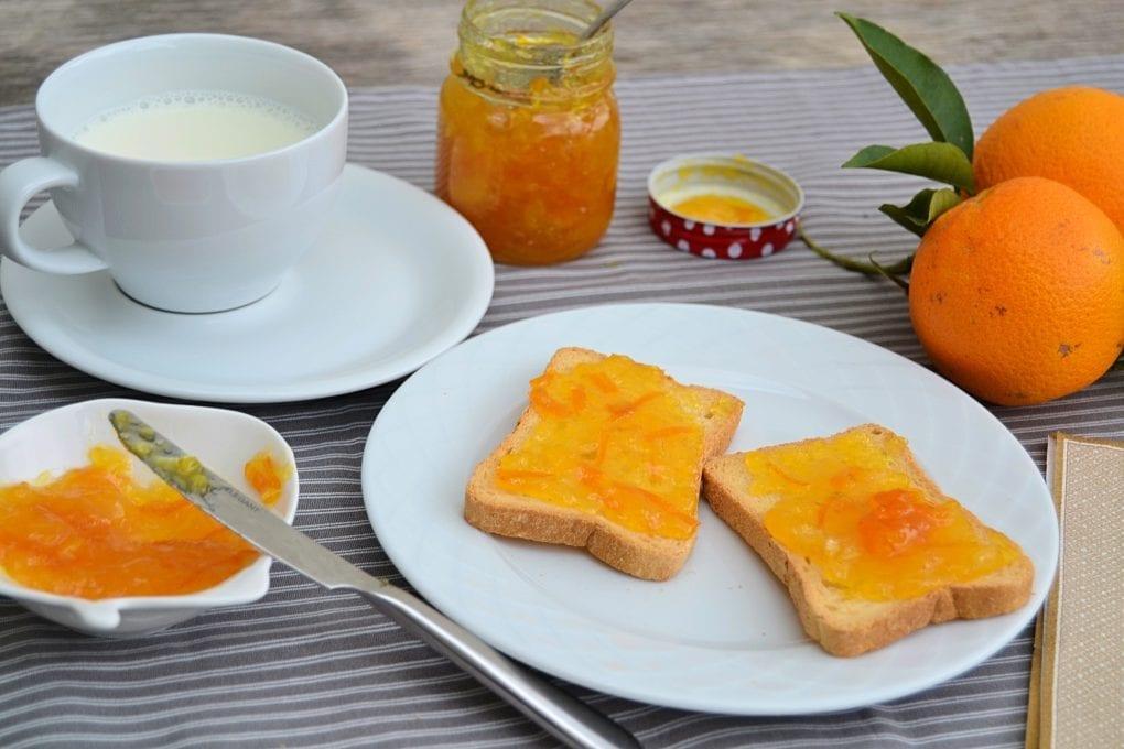 Βελούδινη μαρμελάδα πορτοκάλι (VIDEO)