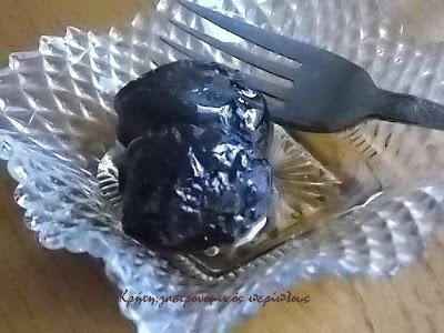 Καρυδάκι πράσινο γλυκό του κουταλιού
