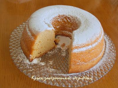 Κέικ αμυγδάλου