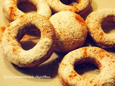 Νηστίσιμα κουλουράκια τηγανιού: τα υγιεινά κρητικά ντόνατς!