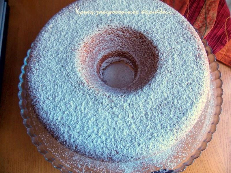 Κέικ γιαουρτιού 1-2-3-4