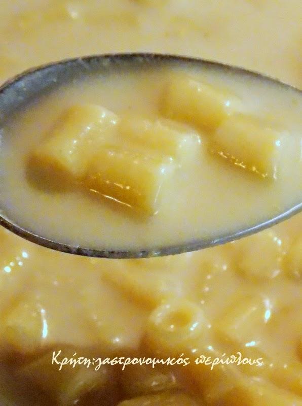 Τα αλάδωτα της Μεγαλοβδομάδας: ταχινόσουπα με κοφτό μακαρονάκι