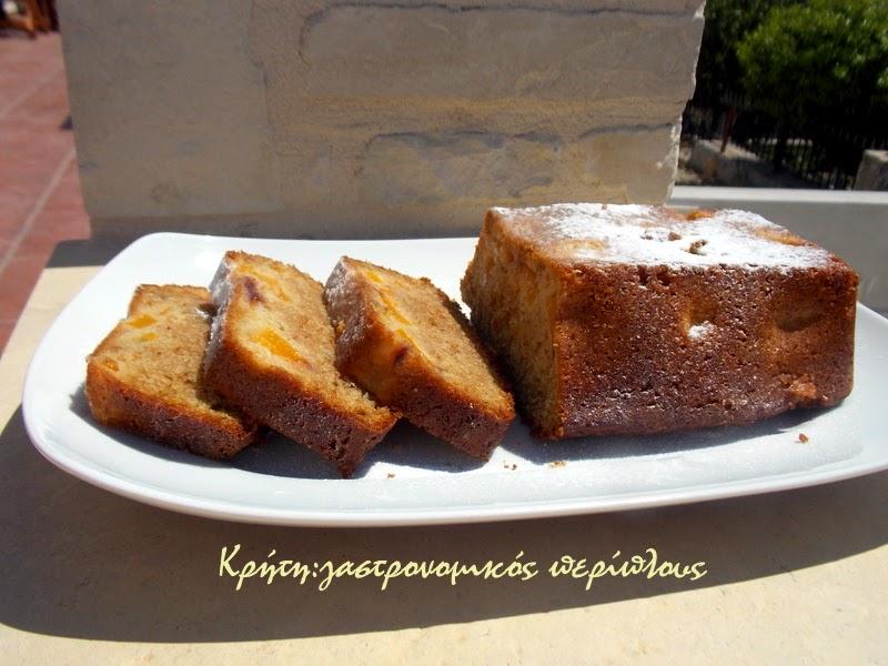 Κέικ ροδάκινο