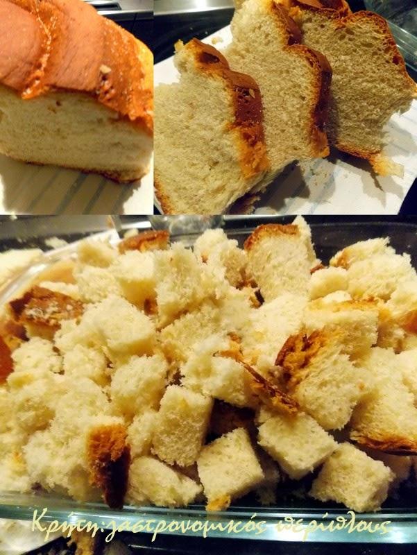 Ανακύκλωση άρτου ή άλλων γλυκών και άγλυκων ψωμιών