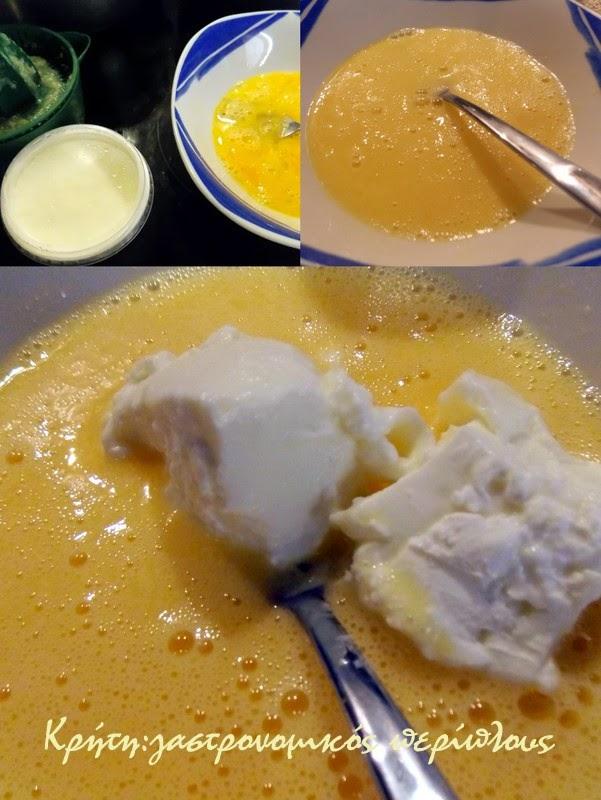 Χοιρινό με πράσα και αυγολέμονο με γιαούρτι (VIDEO)