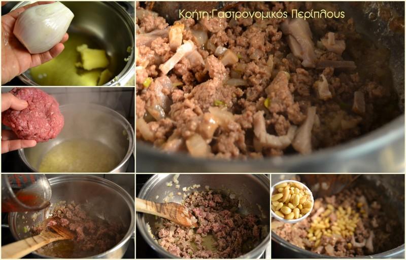 Γιορτινή γεμιστή κότα ή κούβα (γαλοπούλα)