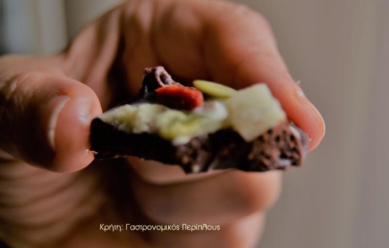 Σοκολατάκιαπολύχρωμα, εύκολα και γρήγορα
