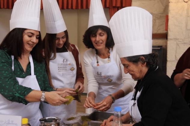 Δελτίο Τύπου: 5o Παγκρήτιο Φεστιβάλ Κρητικής Κουζίνας