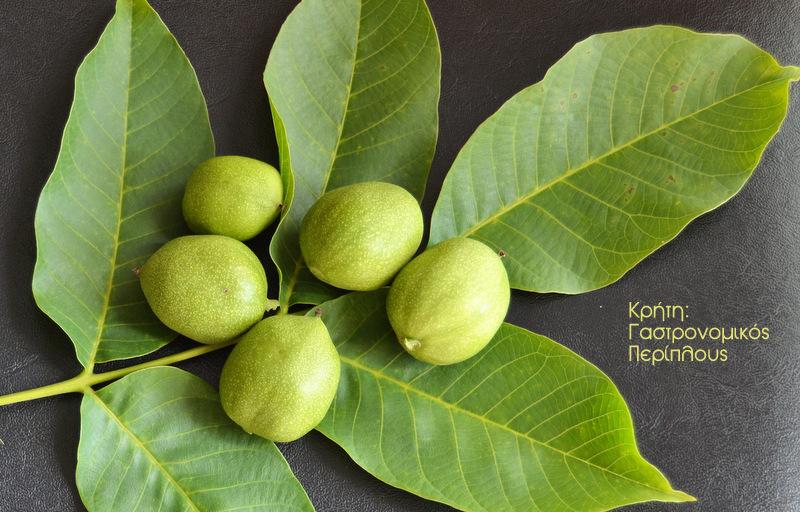 Λικέρ καρυδάκι πράσινο