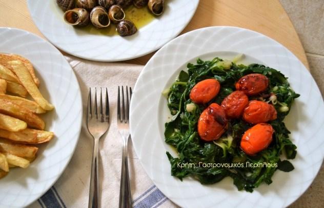 Ορεκτικά και σαλάτες για το γιορτινό τραπέζι!
