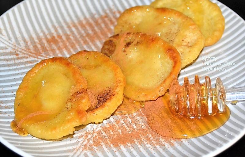 Απλοί, χωριάτικοι τηγανίτες