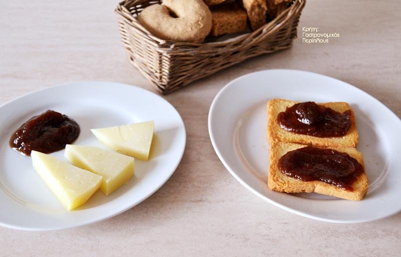 Άλειμμα μήλου (ή κομπόστα μήλου) με ελάχιστη ή καθόλου ζάχαρη