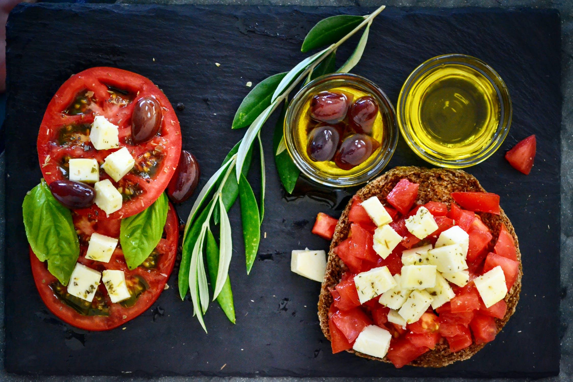 Η πιο υγιεινή κουζίνα της Μεσογείου