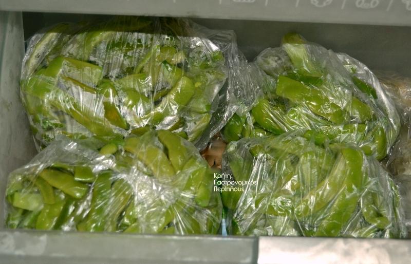 Πράσινα φασολάκια: διατήρηση στην κατάψυξη