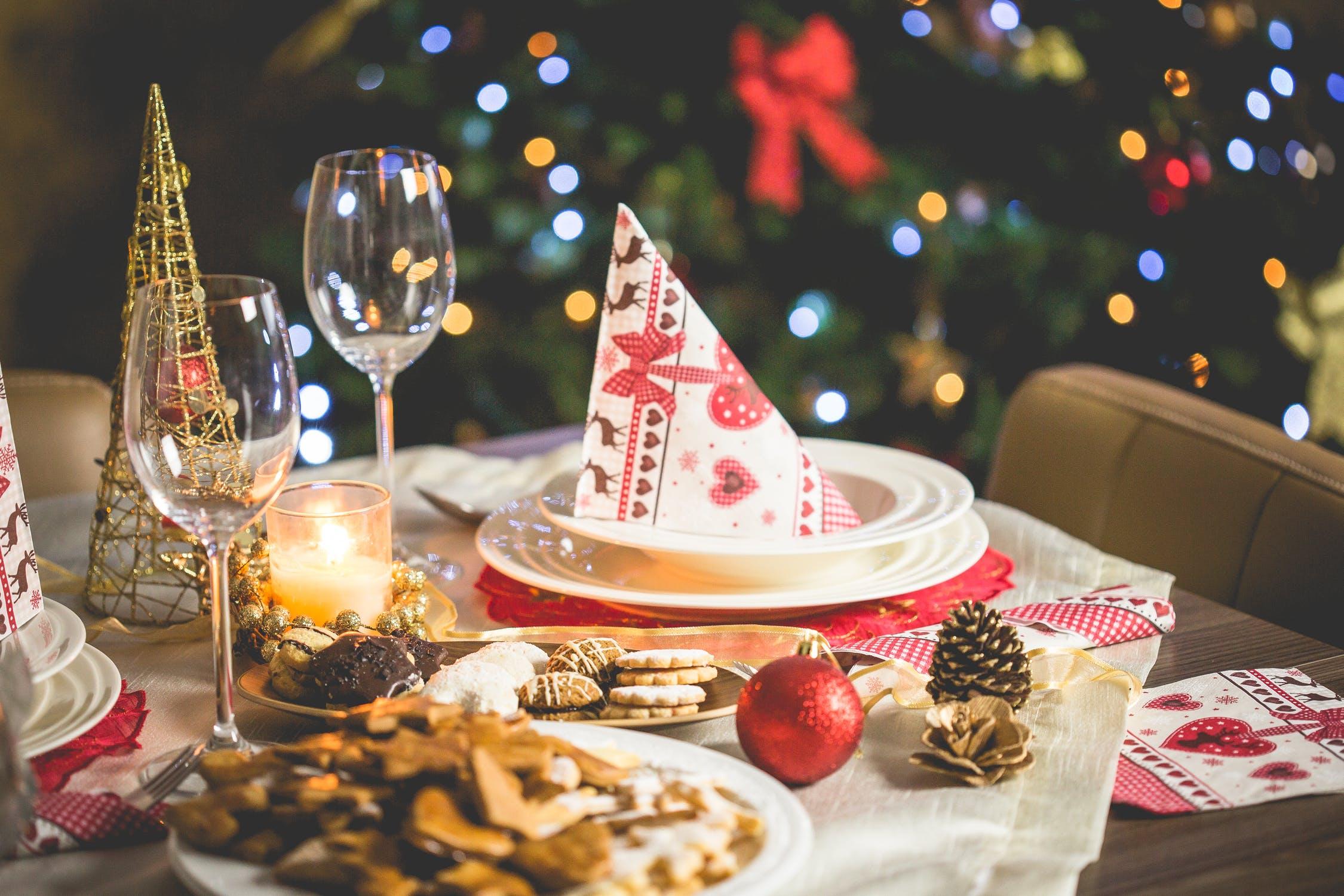 Διατροφή κατά την περίοδο των Χριστουγέννων