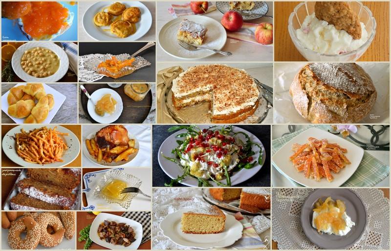 Οι πιο δημοφιλείς συνταγές του μήνα που πέρασε