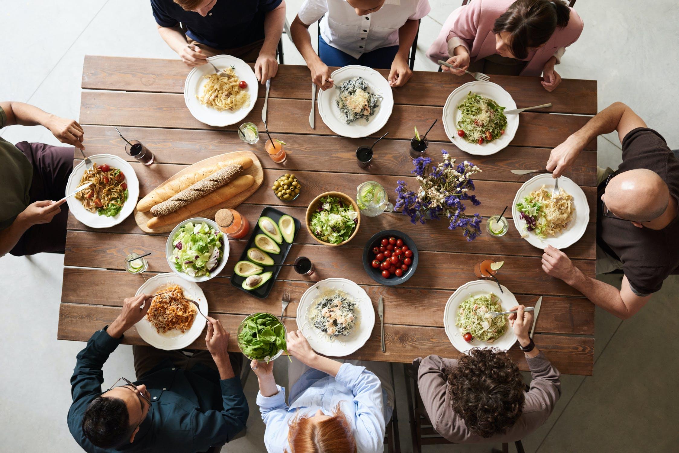 Το φαγητό είναι κάτι περισσότερο από διατροφή