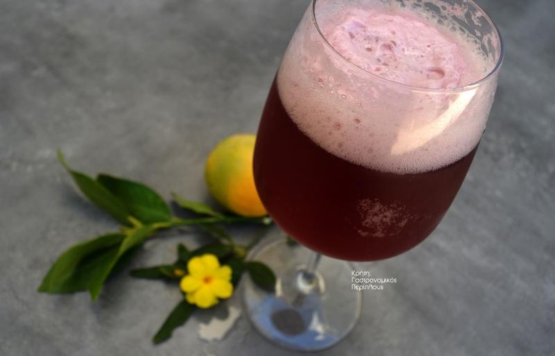 Ελαφρύ αλκοολούχο αναψυκτικό με κρασί