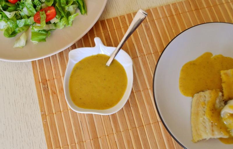 Σάλτσα μουστάρδας με ελαιόλαδο, για πολλές χρήσεις