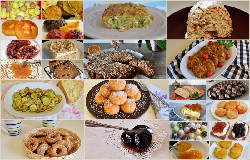 Οι δημοφιλείς συνταγές του Αυγούστου