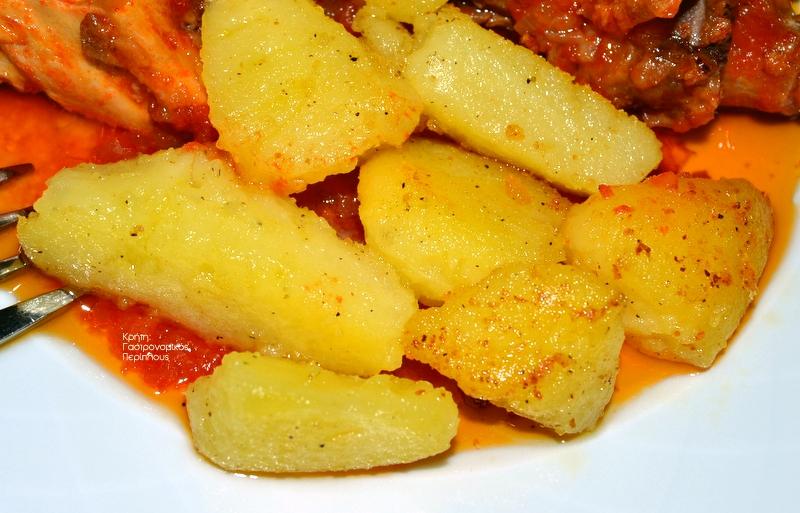 Πατάτες φούρνου στα γρήγορα! (VIDEO)